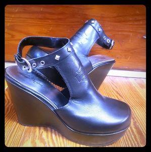 Harley Davidson Women's Sz 10 Platform Shoes